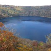 紅葉を楽しみにえびの高原~大浪池ルートを試す