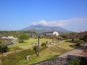5.レインボー桜島付近