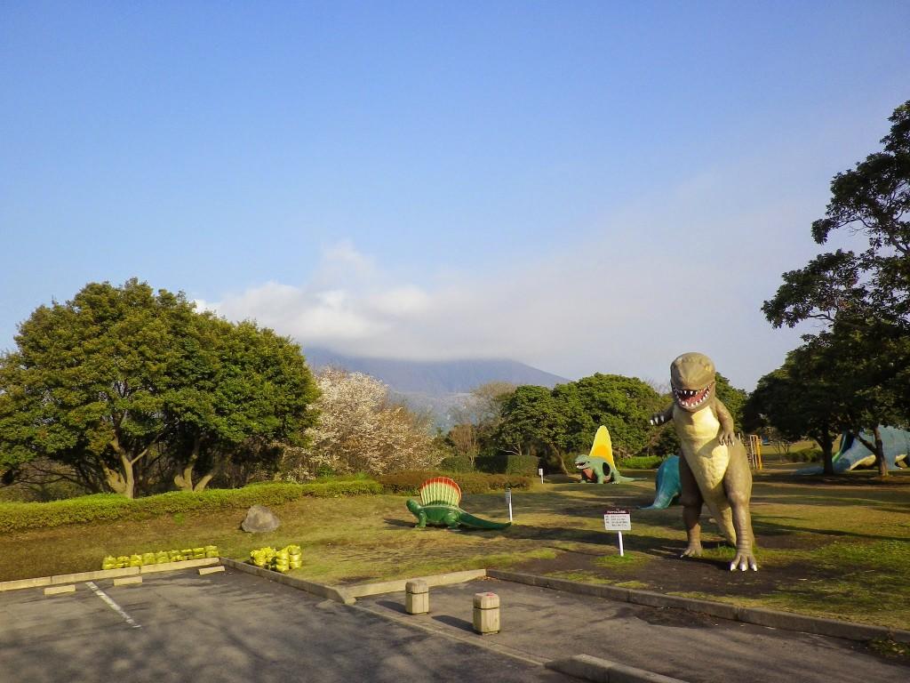 4.自然恐竜公園