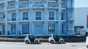 【甑島特集】小型電気自動車COMS(コムス)のレンタカーで気軽に観光する